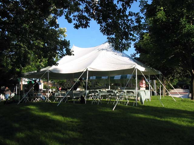 Diamond Lake Party Rental 20 X 30 Tent